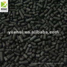 Charbon actif ASTM à base de charbon pour une adsorption à haute efficacité