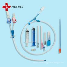 ANES MED Marken-Doppellumen-Hämodialyse-Katheter-Kit