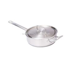 Кухонная посуда Кастрюля SS Кастрюля из нержавеющей стали