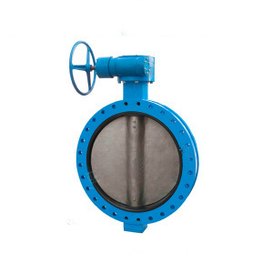 API Flanged Butterfly Valve