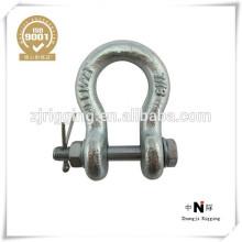 Grillete de arco / Omega galvanizado de alta resistencia tipo G209 G2130