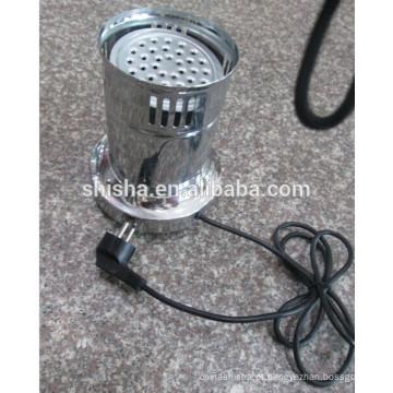 aquecedor de carvão shisha do cachimbo de água eletrônico