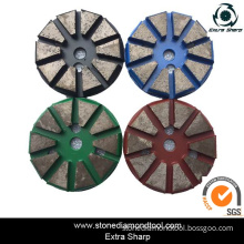 125mm Diamond Concrete Grinding Diamond Tools for Floor Grinders