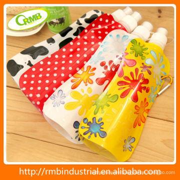high quality foldable sports bottle(RMB)