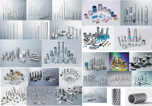 All Standard Metal Parts