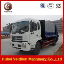 Dongfeng Tianjin 10 Cbm Compactor Müllwagen