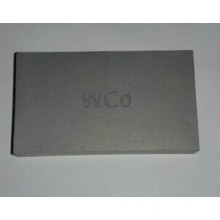 Special Specific Plate of Tungsten Carbide