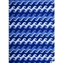 Nouveau style du tissu de doublure en polypropylène imprimé