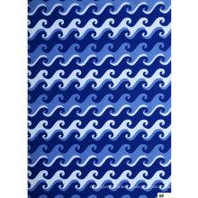 Новый стиль ткани подкладки из полиэфирного мохера