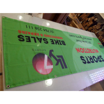 Digital Printed Mesh Outdoor PVC Banners