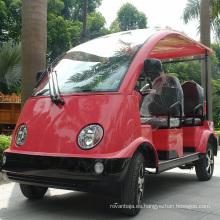 Coche de motor eléctrico de 4 plazas con aprobación CE (DN-4)