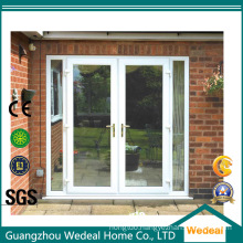High Quality Wooden Patio Sliding Door Clap-Wood Solid Wooden Door