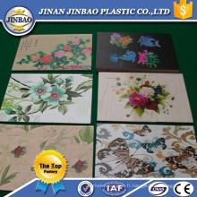 Panneau de feuille de plastique de feuille de PVC de mousse pour la peinture