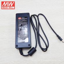MEAN WELL GS120A24-P1M 120W AC-DC Single Output adaptador / adaptador de tipo de escritorio