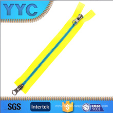 #5 Nylon Zippers for Down Jacket Use and European Standard