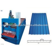 Máquina formadora de azulejos de telha de metais laminados