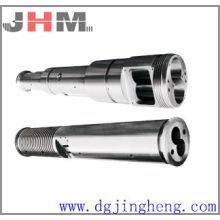 Parallel- und konventionelle Schraube für Extrudermaschine