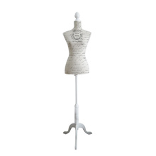 Fashion large fabric mannequin