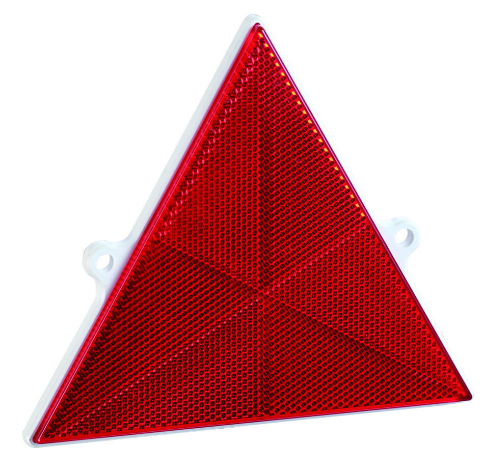 E4 Truck Trailer Triangle Safety Reflectors