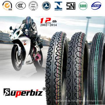 Tubo de la motocicleta de Kenya y los neumáticos (3.00-17) (3.00-18) (2.75-18) (2.75-17)