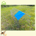 Folding chicken cage portable poultry cage