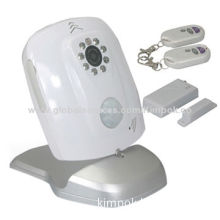 3G surveillance video camera with night vision, real-time wireless video monitoring in 24 hoursNew