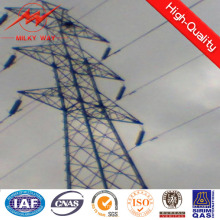 Pólo de torre de transmissão de energia elétrica 132kv