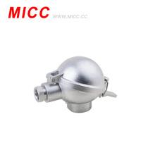 ГИВЦ дана алюминиевой термопары терминал головка/керамические клеммник
