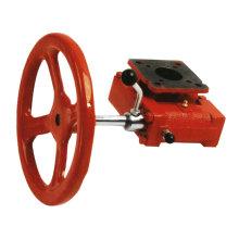 Separador y fusión tipo volante manipulador