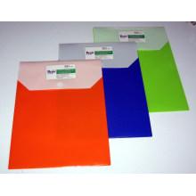 Fc Size Colored PP File Bag (NO. PPB-012)