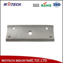 Pieza de fundición de inversión de precisión de acero inoxidable para maquinaria
