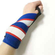 Custom Logo Elastic Exercise Resistance Fitness Wrist Band
