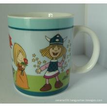 Porcelain Mug (CY-P144D)