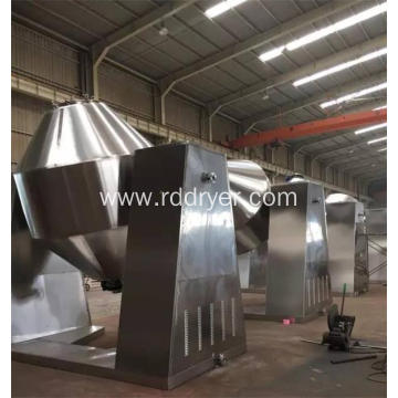 Double Conical Rotary Vacuum Dryer Used in Chemical Industry