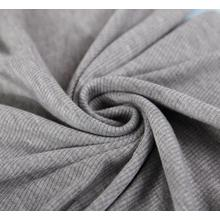 Gray home stitch bonded fabrics