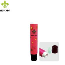 tubo redondo de lápiz labial en abundancia para embalaje cosmético