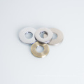 Round Angle Valve Cover Stainless Steel Faucet Decorative Cap