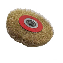 Hot Sale Good Price Polishing And Removing Metal External Steel NHXB-0014 Wire Cup Brush