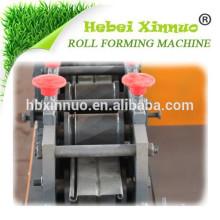 Feuille de mousse de latex formant la lamelle de porte de volet de rouleau faisant la machine
