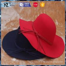 Sombreros de moda de las mujeres de la gorrita tejida del estilo de la nueva llegada hechos en China