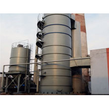 Boiler dust collector