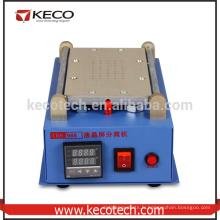 Machine de séparation de vide intégrée à réparation téléphonique