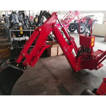 LW-10 Traktor Heckbagger