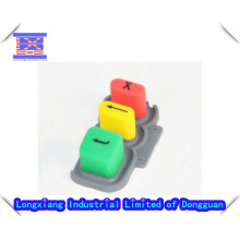 Silicone Mould (rubber mould) for Cheap Hot Sale Colorful Keys