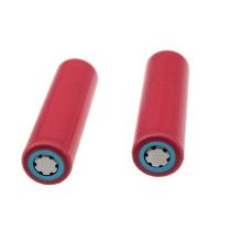 18650 bateria recarregável 3.7V 2600mAh UR18650zy com Flat Top