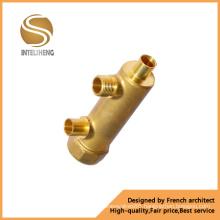 High Quality Customized Brass Manifold (TFM-020-01)