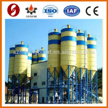 Wet conrete mixing plant used batching plant for sale cement mixer