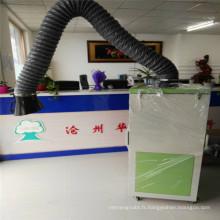 Fumée industrielle de soudure et épurateur de fumée