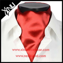 2015 Mens New Fashion Wholesale Printed Ascot Tie Silk Cravat