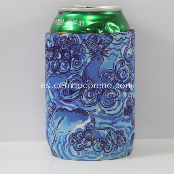 Impresión de sublimación 5mm neopreno stubby holder